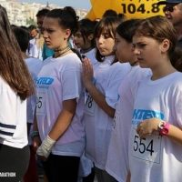 Chalkida Bridges Marathon - video