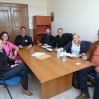 Σύσκεψη διοργανωτών για τον 2ο Λαϊκό Αγώνα Δρόμου Χαλκίδας