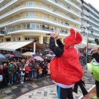 Η Χαλκίδα απογειώθηκε με το Θαλασσινό Καρναβάλι!!!
