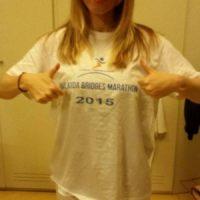 Η fashion Editor, Σοφία Σούζα στηρίζει το Chalkida Bridges Marathon!