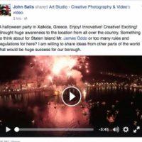 Το Θαλασσινό Καρναβάλι Χαλκίδας γίνεται πρότυπο μέχρι και στη Ν.Υόρκη!