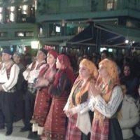 Παραδοσιακοί χοροί και αποκριάτικα δρώμενα απο Συλλόγους του Δήμου Χαλκίδας