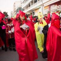 Φέτος, η παρέλαση Καρναβαλιστών ξεκινάει απο Μιαούλη και καταλήγει Αγγ.Γοβιού
