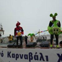 Γιώργος Μανίκας και Στέλιος Χανταμπάκης μαζί μας, στο Θαλασσινό Καρναβάλι Χαλκίδας!