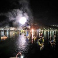 Το Θαλασσινό Καρναβάλι της Χαλκίδας εντυπωσίασε όλη την Ελλάδα (video)