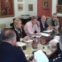 Σύσκεψη με φορείς για μέτρα ασφαλείας στο Θαλασσινό Καρναβάλι