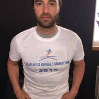 Και ο Κ.Φραγκολιάς τρέχει μαζί μας, στο Chalkida Bridges Marathon!