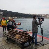 To ETV στη Χαλκίδα σήμερα, για το Θαλασσινό Καρναβάλι μας!