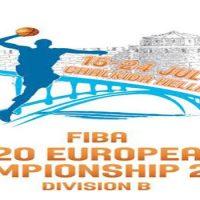 Εθελοντική Προσφορά για το Πανευρωπαϊκό Πρωτάθλημα Μπάσκετ Νέων Ανδρών U20