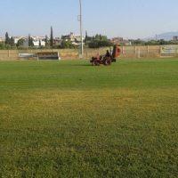 Γήπεδο Ν.Αρτάκης -Εργασίες συντήρησης