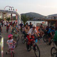 Ποδηλατοβόλτα στη Χαλκίδα, με μικρούς και μεγάλους!