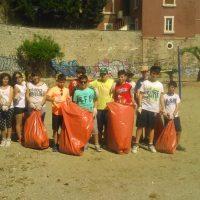 ΠΛΑΖ Σουβάλα - Περιβαλλοντική δράση