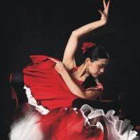Χορευτική παράσταση Flamenco