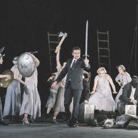 Θεατρική Παράσταση «Επτά Επί Θήβας»