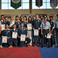 Πρωτάθλημα TKD Ενόπλων Δυνάμεων και Σωμάτων Ασφαλείας, στη Χαλκίδα