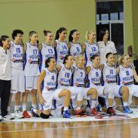 Στη Χαλκίδα ο αγώνας Γυναικών Ελλάδας – Βουλγαρίας, για το Eurobasket 2017