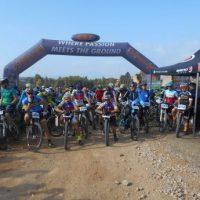 Στον αγώνα ορεινής ποδηλασίας ο Δήμαρχος Χαλκιδέων