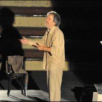 Θεατρική παράσταση «Πλάτωνα Απολογία Σωκράτη»