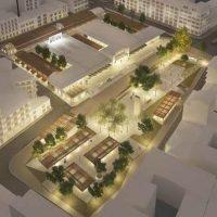 Έκθεση  προσχεδίων Αρχιτεκτονικού Διαγωνισμού για τη Δημοτική Αγορά Χαλκίδας