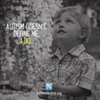 Ο Αυτισμός δεν με χαρακτηρίζει, εγώ το κάνω - Ενημερωτικό για τον Αυτισμό