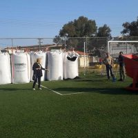 Συγκρότηση συνεργείου συντήρησης γηπέδων και αθλητικών εγκαταστάσεων - εργασίες