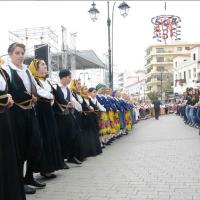 Τα Γαϊτανάκια του Ευρίπου - Καβοντορίτικος Πέρυσι 400 χορευτές, φέτος ακόμα περισσότεροι (βίντεο)