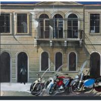 Δημοτική Πινακοθήκη Χαλκίδας (πρώην κτίριο ΑΣΑΧ) - Έκθεση έργων Δ.Μυταρά - Ανοιχτά καθημερινά