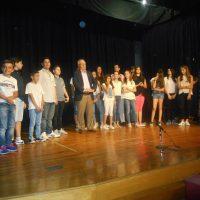Συγχαρητήρια Δημάρχου Χαλκιδέων στους μικρούς μουσικούς