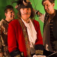 Παιδική Θεατρική παράσταση: «Πήτερ Παν & Τίνκερμπελ- Στη Χώρα του Ποτέ»