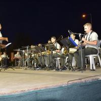 Κατέπληξε τη Χαλκίδα η Big Band της Στρατιωτικής Μουσικής Φρουράς Αθηνών
