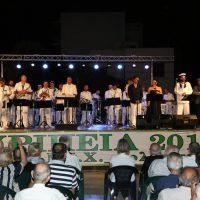 Η Μπάντα του Πολεμικού Ναυτικού στον εορτασμό της Αγίας Παρασκευής, την παραμονή 25 Ιουλίου