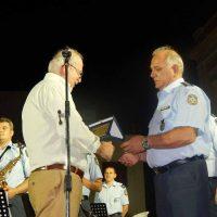 Την Μπάντα της Ελληνικής Αστυνομίας απόλαυσε η Χαλκίδα