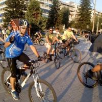 Ποδηλατοβόλτα στη Χαλκίδα