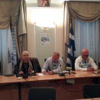 Συνέντευξη Τύπου - ΒΙΚΟΣ Street relays