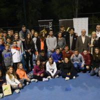 Με μεγάλη επιτυχία ολοκληρώθηκε το Junior Masters 2017 στον Όμιλο Αντισφαίρισης Χαλκίδας
