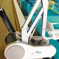 Ρομποτικός μηχανισμός για ΑμεΑ στο κολυμβητήριο - Τοποθετείται την Παρασκευή
