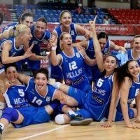 Η Εθνική μας Ομάδα Γυναικών μπάσκετ συναντά την Πορτογαλία στο Κλειστό Γυμναστήριο Κανήθου