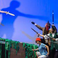 Παιδική Θεατρική Παράσταση «ΠΗΤΕΡ ΠΑΝ» απο το Θέατρο του Βορρά