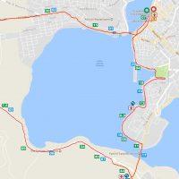 Χάρτες Διαδρομών Chalkida Bridges Half Marathon 2018