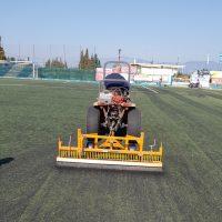 Αποκατάσταση ζημιών Δημοτικού Γηπέδου Ποδοσφαίρου Δροσιάς