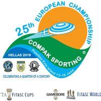 25ο Ευρωπαϊκό Πρωτάθλημα Compak Sporting