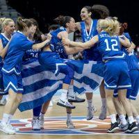 Προκριματικός Αγώνας EUROBASKET της Εθνικής Γυναικών με την Ισλανδία.