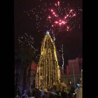 Ακύρωση των σημερινών εορταστικών εκδηλώσεων(29/12) στην πλατεία του Αγίου Νικολάου