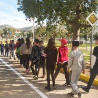 Επίσκεψη του Δημοτικού Σχολείου των Γιάλτρων στο Πάρκο Κυκλοφοριακής Αγωγής του ΔΟΑΠΠΕΧ