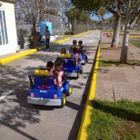 Επίσκεψη του Δημοτικού Σχολείου Πάλιουρα στο Πάρκο Κυκλοφοριακής Αγωγής του Δ.Ο.Α.Π.ΠΕ.Χ.
