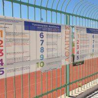 Επαναλειτουργία των Αθλητικών Εγκαταστάσεων για υποψηφίους πανελλαδικών εξετάσεων